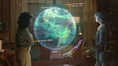 Hologramjainkkal chatelhetünk a Microsoft legújabb szolgáltatásával kép