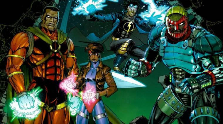 Átírják az egyik DC Comics-hős eredetét, ami immár a Black Lives Matter tüntetésekhez kötődik bevezetőkép