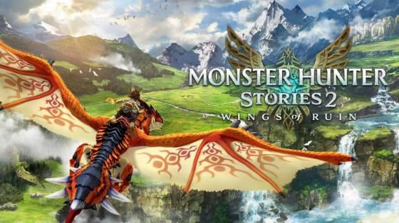 Monster Hunter Stories 2: Wings Of Ruin infódoboz