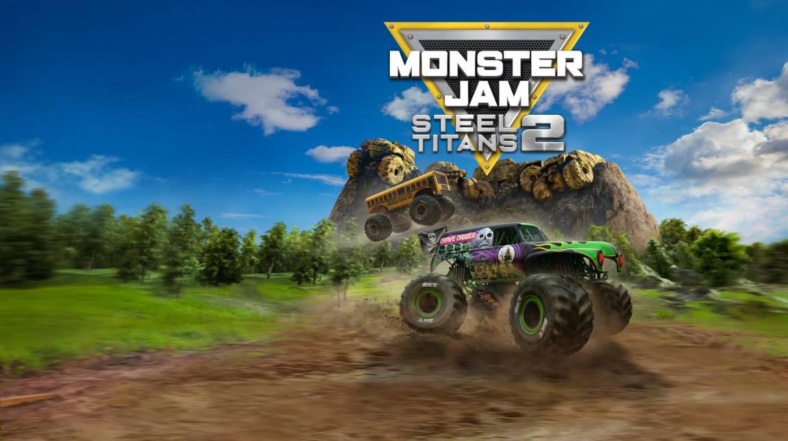 Monster Jam Steel Titans 2 teszt – ismét a szabadban bevezetőkép