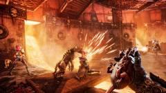 Ilyen pofás animációval nyit a Necromunda: Hired Gun kép