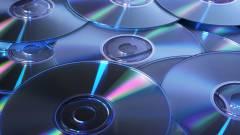 Akár 700 TB-nyi adat is elférhet egy optikai lemezen kép