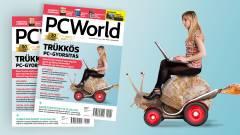 Az áprilisi PC World pénztárcakímélő módszereket mutat PC-d fejlesztésére kép