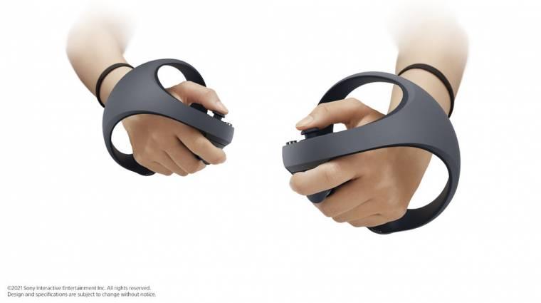 Megmutatták a PS5-ös új PlayStation VR kontrollereit, nagy váltás érkezik bevezetőkép