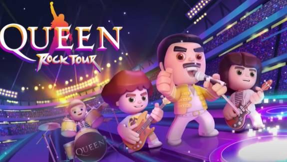 Queen: Rock Tour és még 10 mobiljáték, amire érdemes figyelni kép