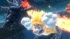 Mario és Bowser kéz a kézben jutott fel a csúcsra, nem is mennek sehova kép