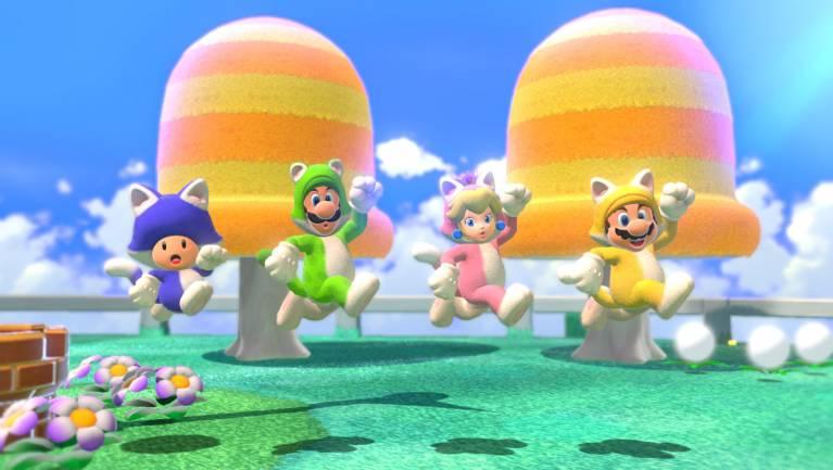 Super Mario 3D World + Bowser's Fury teszt - a düh néha jó fókuszban