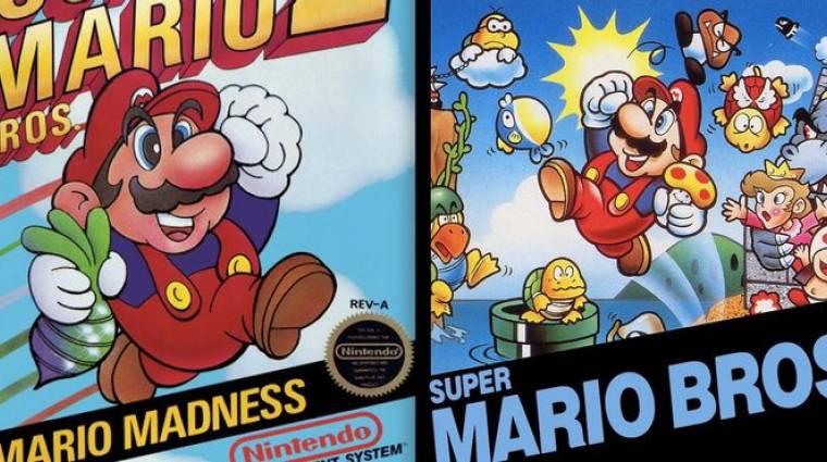 Egy bontatlan Super Mario Bros. lehet a valaha volt legnagyobb áron értékesített videojáték bevezetőkép