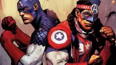 A Marvel most épp egy amerikai őslakos Amerika Kapitányt dobott be kép