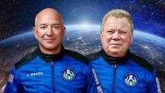 Kirk kapitány a valóságban is meghódította az űrt kép