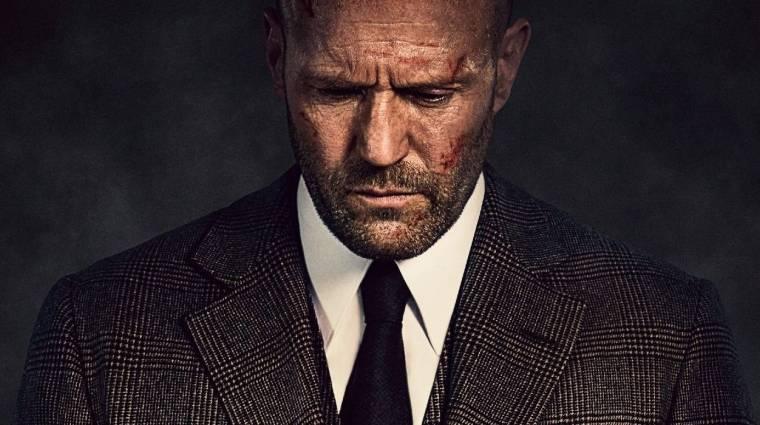 Jason Statham bosszút áll a Wrath of Man trailerében kép