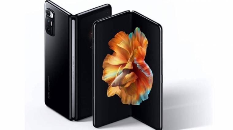 Bemutatkozott a Xiaomi Mi Mix Fold, ami akár egymilliószor is összehajtható kép