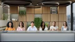 Egy kicsivel élethűbbé váltak a Zoom-meetingek kép