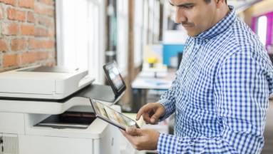 Hagyd, hogy a nyomtató elvegye a munkád! kép