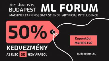 Budapest ML Fórum - Gaudi és a gépi tanulás kép