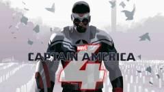 Készül az Amerika Kapitány 4! kép