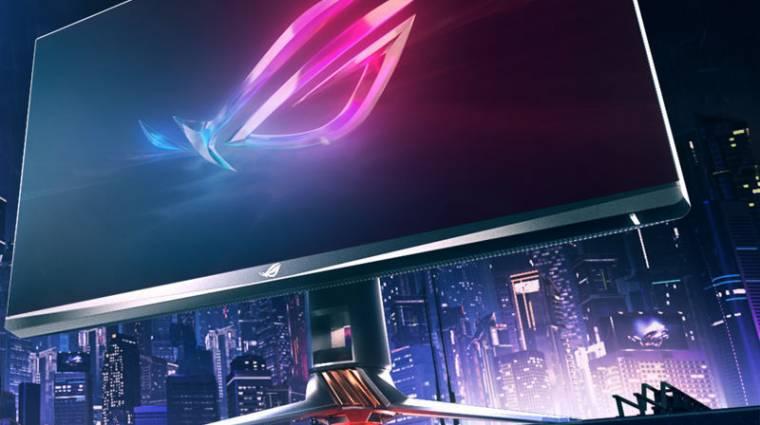 Vaskos árcédulával támad a világ első mini LED gaming monitora kép