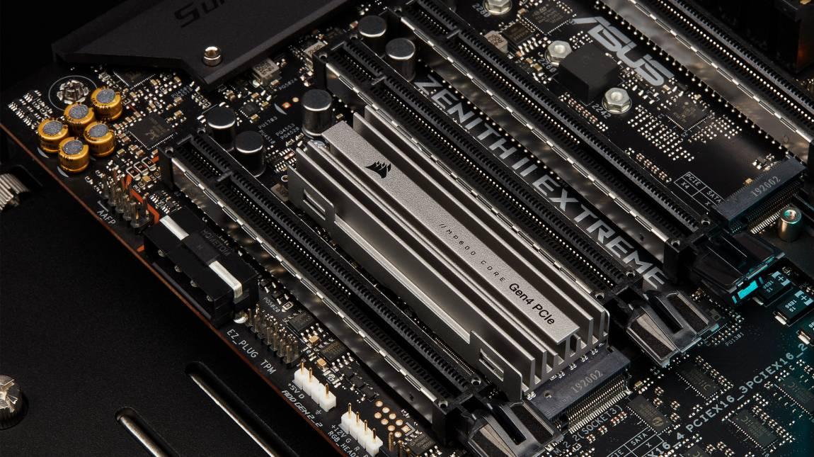 Corsair MP600 Core 2 TB SSD teszt - ez már majdnem PS5-sebesség kép