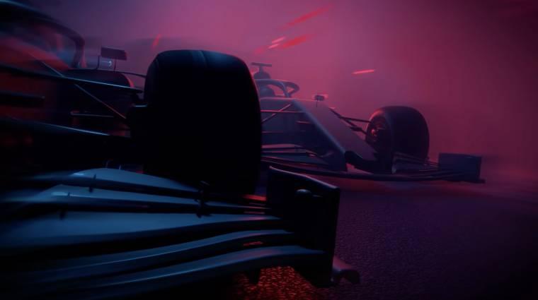 Sztorimóddal érkezik az F1 2021 bevezetőkép