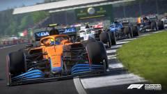 F1 2021 teszt - folyton csak a rivalizálás... kép