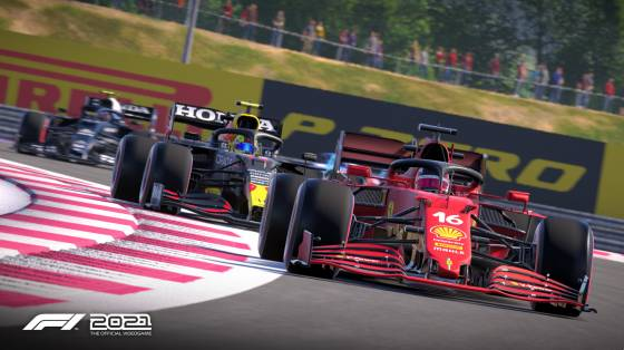 F1 2021 infódoboz
