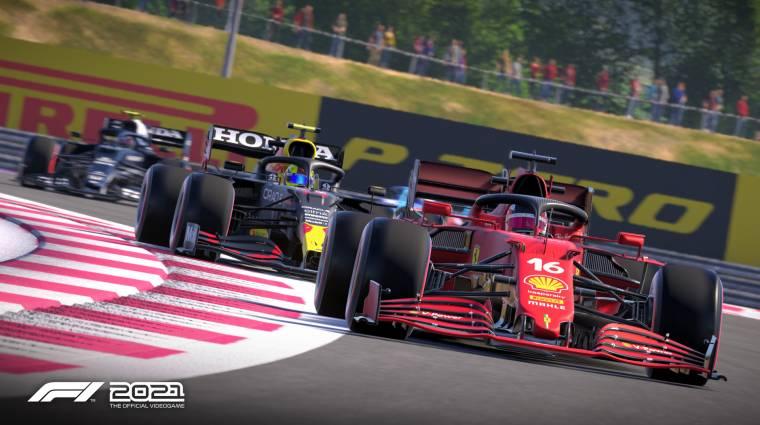 F1 2021 és Metro: Exodus - ezzel játszunk a hétvégén bevezetőkép