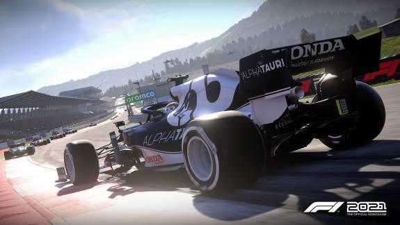 Az F1 2021 lekörözte Zeldát a kasszáknál kép