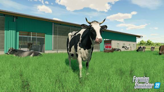 Hangulatos trailer fedte fel a Farming Simulator 22 megjelenési dátumát kép