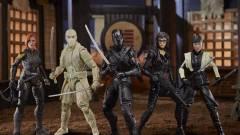 Az új G.I. Joe mozi Hasbro figurái elég sokat elárulnak a filmről kép