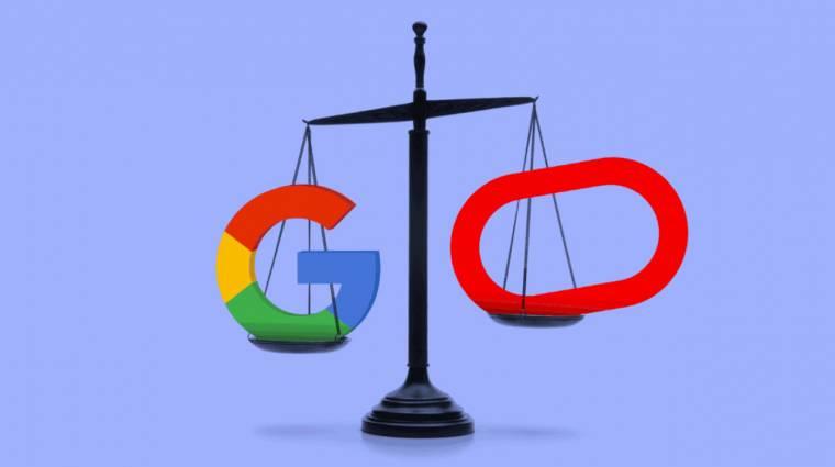 Évtizedes pert nyert meg a Google kép