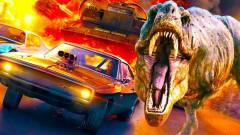 Halálos iramban és Jurassic World crossover - jöhet a család a dinók ellen? kép