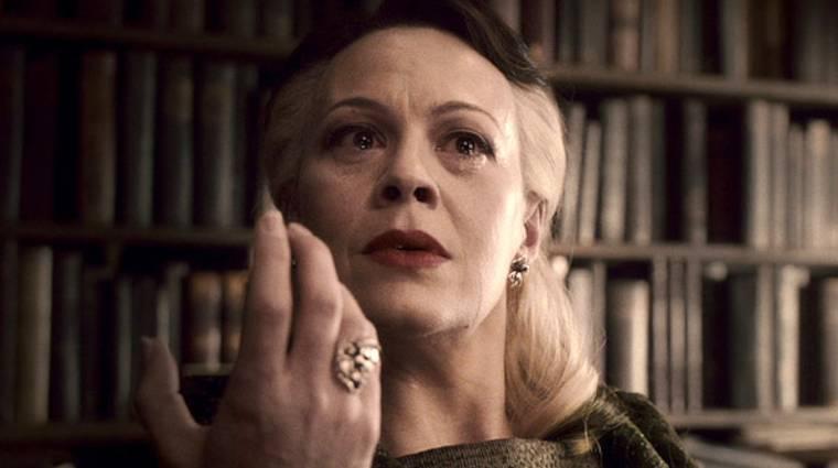 Elhunyt Helen McCrory, a Harry Potter-filmek Narcissa Malfoy-a kép