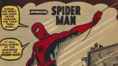 Pókember lenyomta Supermant, már övé a legdrágább képregény kép