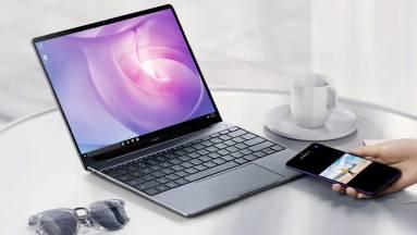 Nem csak telefonban, laptopban is erős a Huawei kép