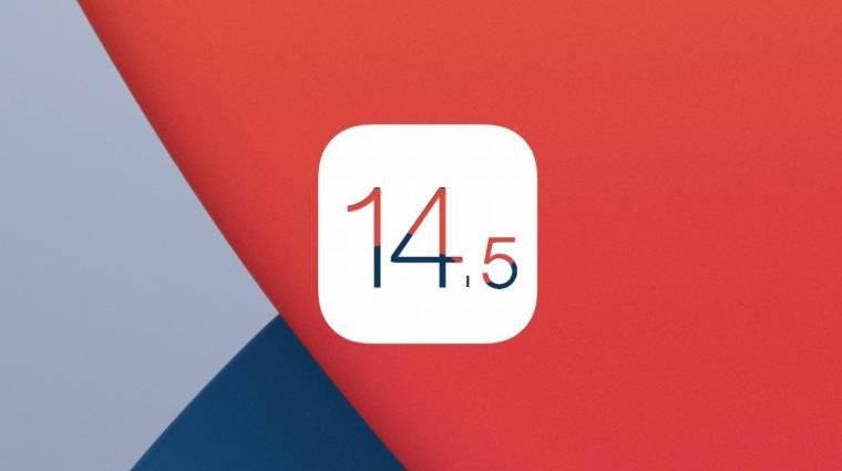 Megvan, mikor jön az iOS 14.5 kép