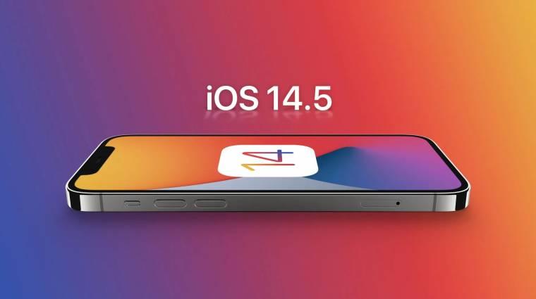 Élesedett az iOS 14.5, ezek a legfontosabb újdonságok kép