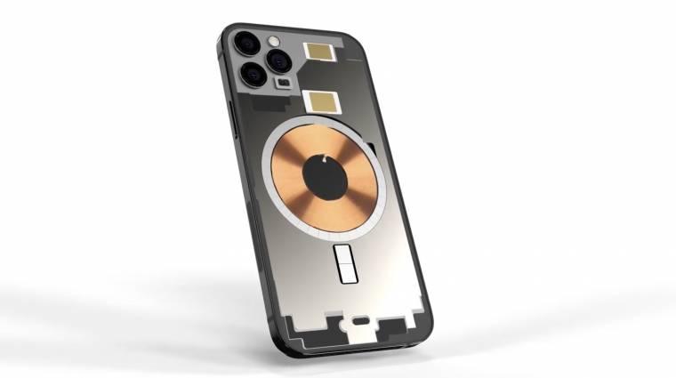 Más eszközöket is tud majd tölteni az iPhone 13? kép