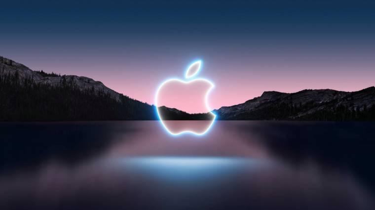 Órákon belül bemutatkozik az iPhone 13 és az Apple Watch 7, itt nézheted a műsort kép