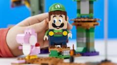 Van igazság: jön LEGO Luigi! kép