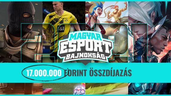 Így tudsz nevezni a Magyar Esport Bajnokságra - ne maradj le! kép