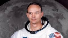 Elhunyt Michael Collins, az Apollo-11 sokak által nem is ismert asztronautája kép