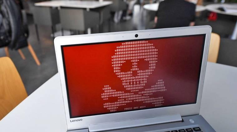 Pénzügyi rendszerek kibertámadásával játszadozik a NATO kép