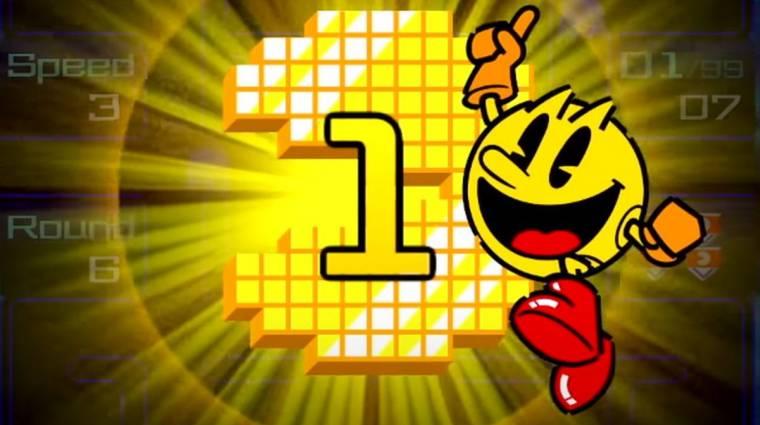Hát persze, hogy készült Pac-Man battle royale is bevezetőkép