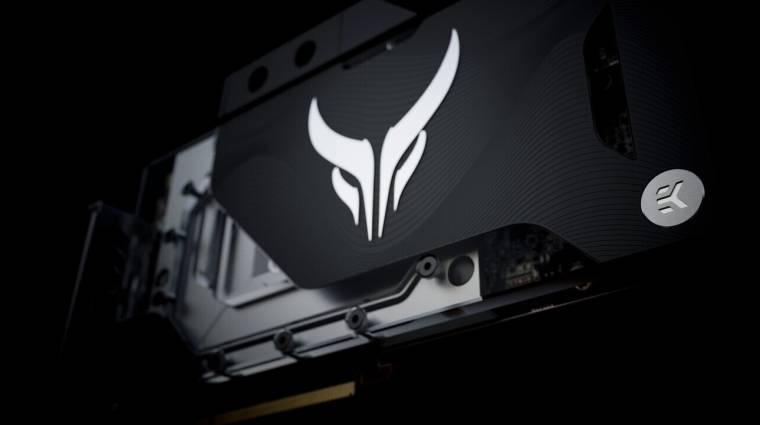 Vízhűtéses csúcsmodellekkel akarja szétroppantani az RTX 3090 trónját az AMD? kép