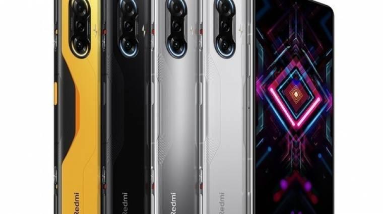 A Redmi bemutatta a gamereknek szánt legújabb telefonját kép