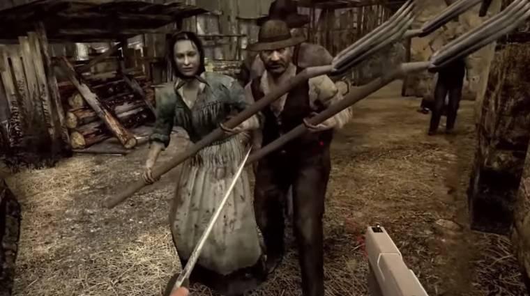Új részleteket tudtunk meg a Resident Evil 4 VR-ról bevezetőkép