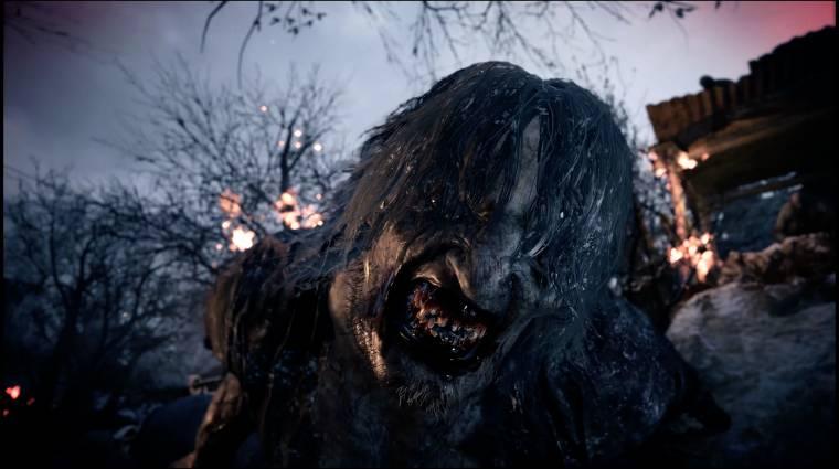Resident Evil Village előzetes – a vérfarkas az új zombi bevezetőkép