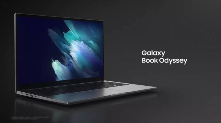 Vadonatúj RTX 30-as kártyával jön a Samsung gamer laptopja kép
