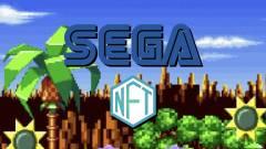 A SEGA is beszállna az NFT-bizniszbe kép