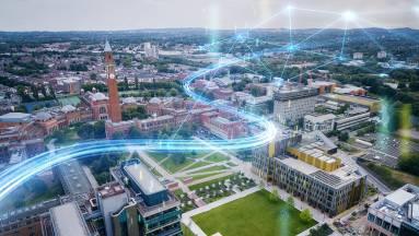 A világ legokosabb kampusza készülhet el a Siemens segítségével kép